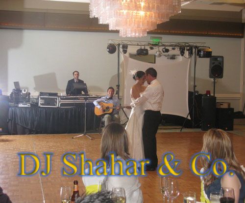 Los Angeles Wedding DJ