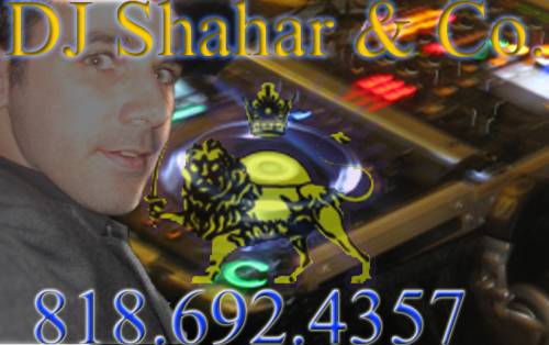 Persian DJ in Los Angeles
